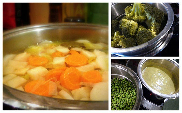 Fota: kolaz_zupa brokulowa