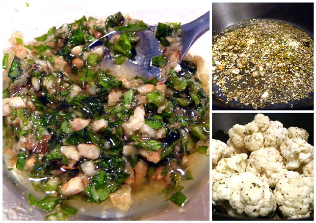 Fata: quinoa z kalafiorem 2 kolaz