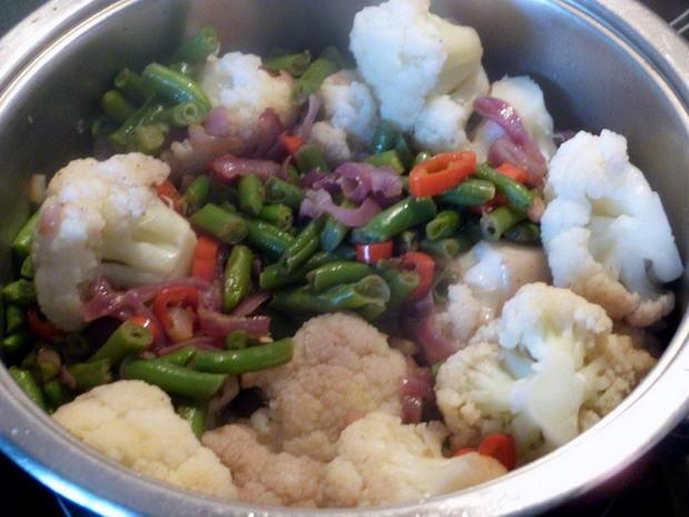 Fota: warzywa w kokosie 3